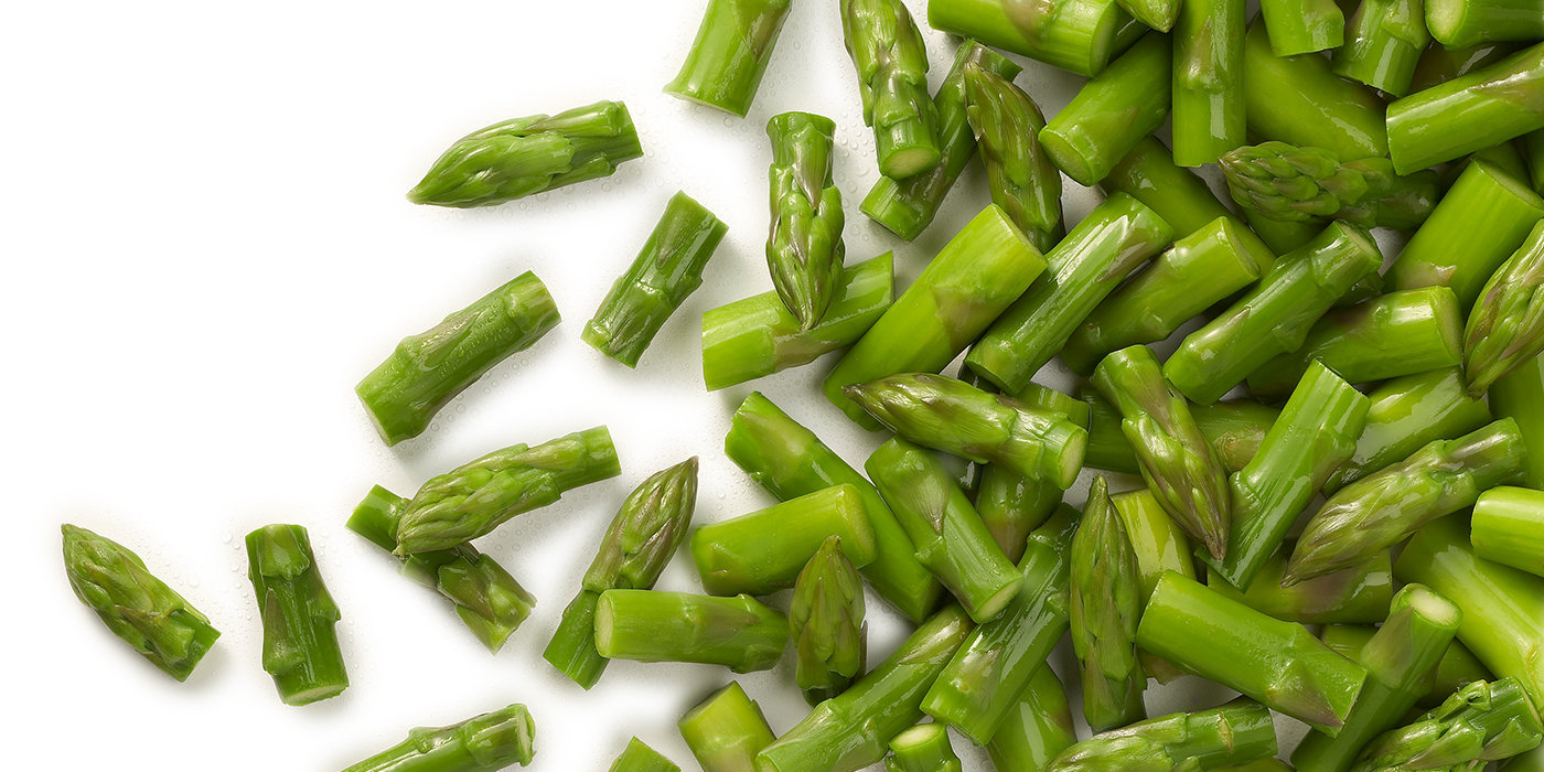 how to cook green asparagus