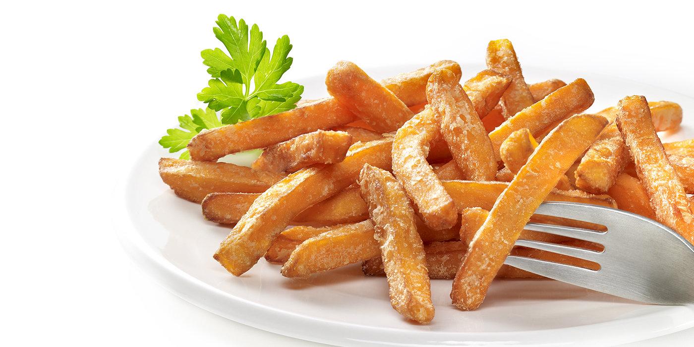Sweet potato fries   Ardo
