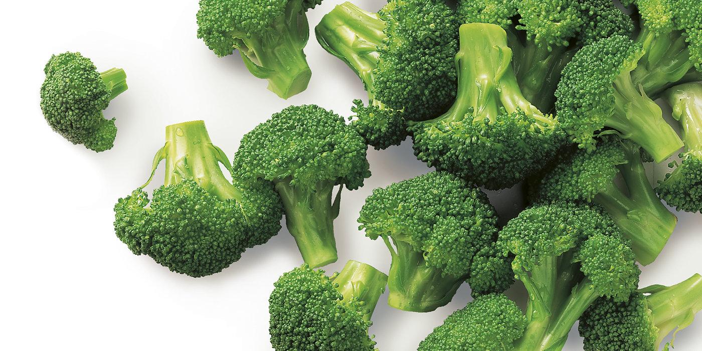 Broccoli Florets Organic Ardo