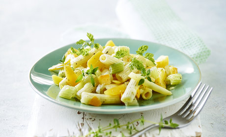 9_BBQ_Yellow_classic_Pasta_Salad_with_Rigatoni_Style_pasta_2